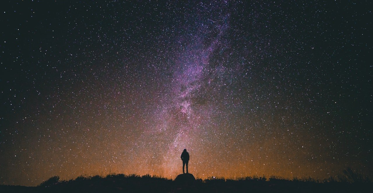 Ora direis ouvir estrelas…diante de um presente único e personalizado