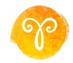 ilustração do signo de aries