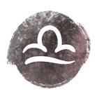 ilustração do signo de libra