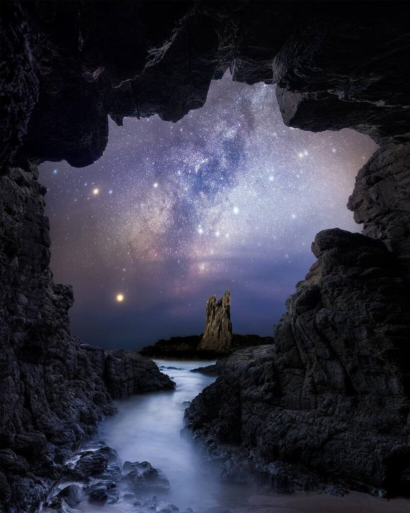 Astronomy Photographer of the Year by @mrcnzajac