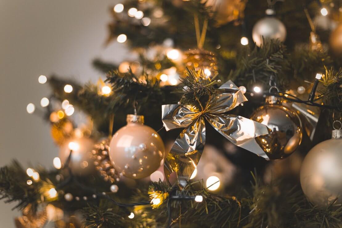 presente de natal para namorado criativo com árvore natalina