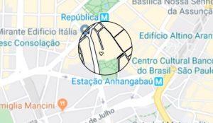 projeto pingente de mapa site de presente criativo registro