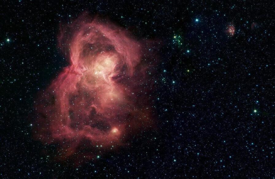 Imagens da Nasa - Nebulosa da Borboleta