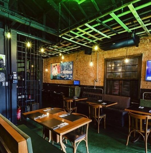 Restaurantes em sp - Le Bou bar