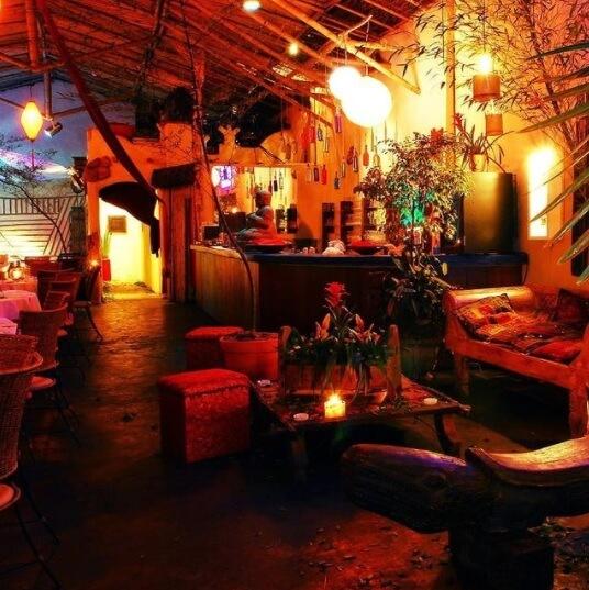 Restaurantes românticos de São Paulo - Restaurante Tantra