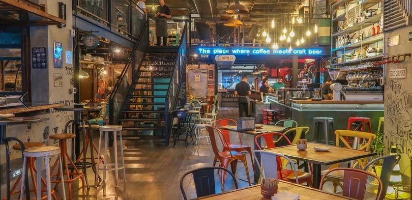 Restaurantes românticos de São Paulo - Spot Urbano Gastro Bar