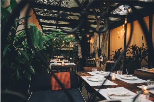 Restaurantes românticos em sp - Restaurante Chou
