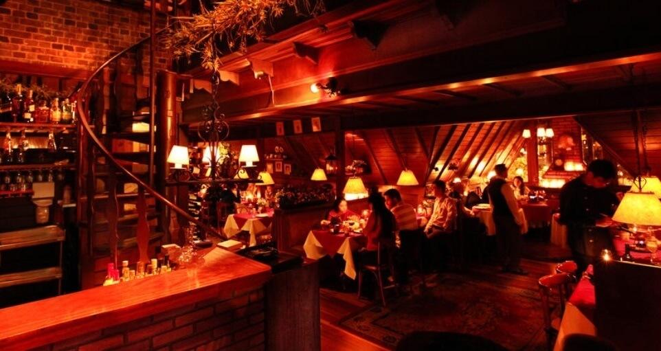Restaurantes românticos em sp - Restaurante Era Uma Vez um Chalezinho