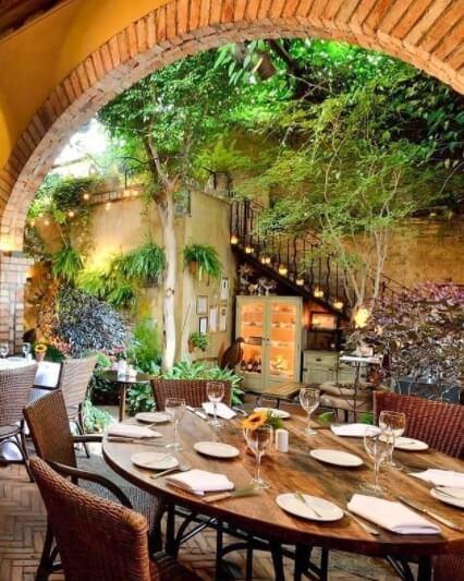 Restaurantes românticos em sp - Vicolo Nostro