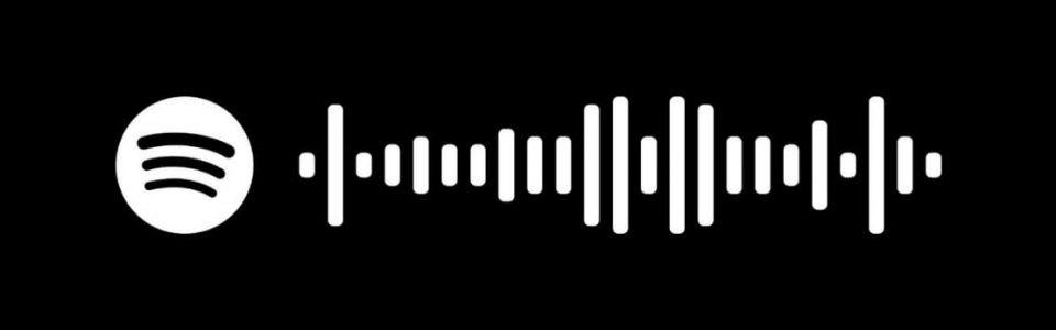 código QR do Spotify - música da playlist da Spotify