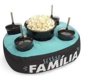 presente para família - almofada sessão família