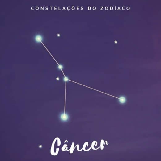 constelação de cancer