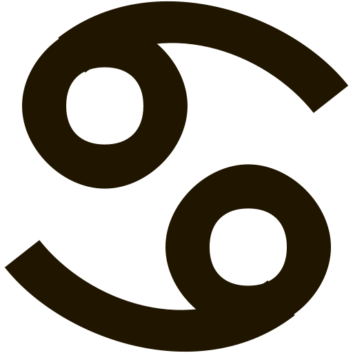 simbolo de câncer - signo do zodíaco