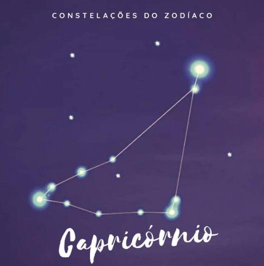 constelação de capricórnio