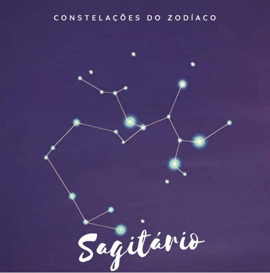 constelação de sagitário