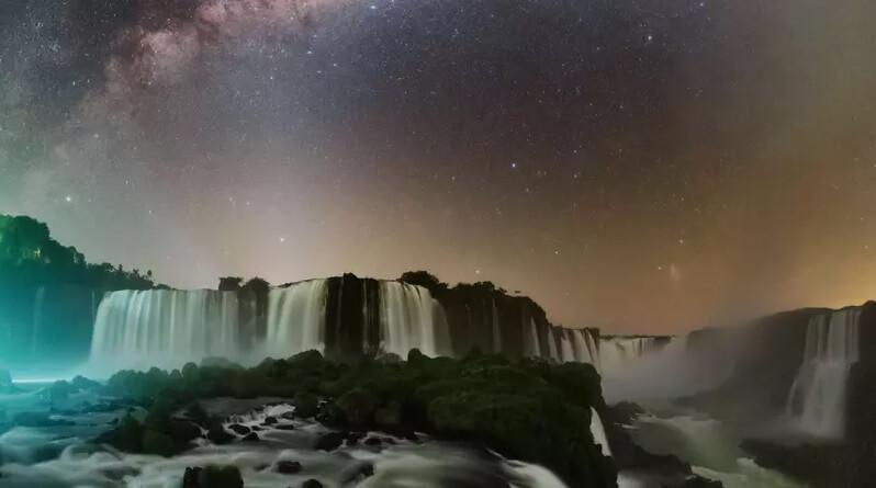 victor lima_astrofotografo_cataratas do iguaçu