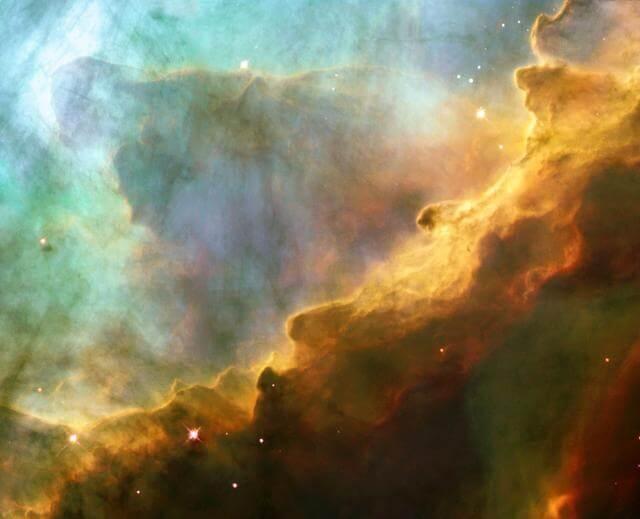 Nebulosa Ômega - Constelação de Sagitário