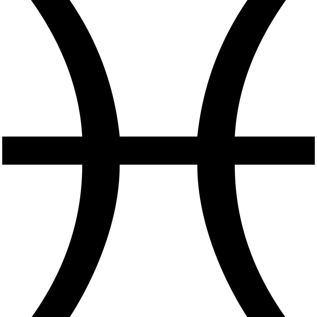 símbolo de peixes